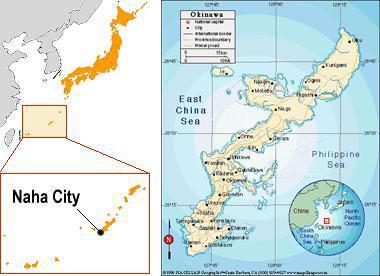 Okinawa - nejjižnější japonská prefektura